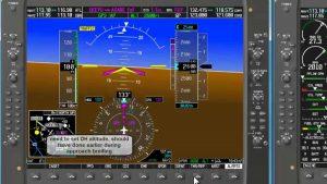 PBN: GNSS/GPS approach course